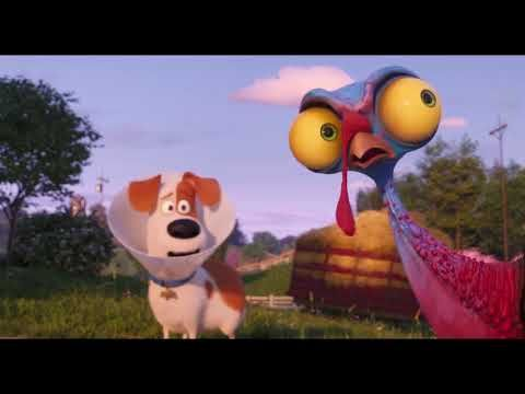THE SECRET LIFE OF PETS 2 The Rooster Trailer 2019