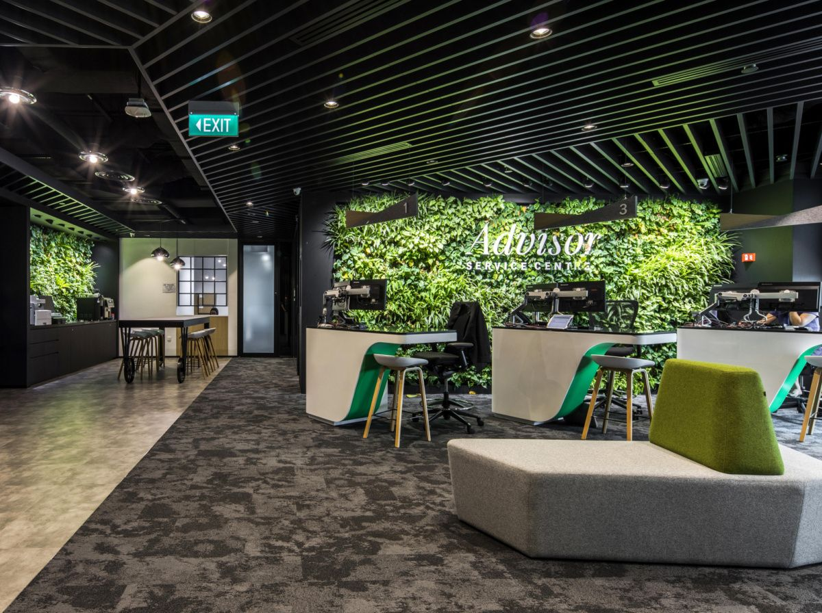Manulife Offices Singapore Office Snapshots Small Office Design Interior Small Office Design Office Design