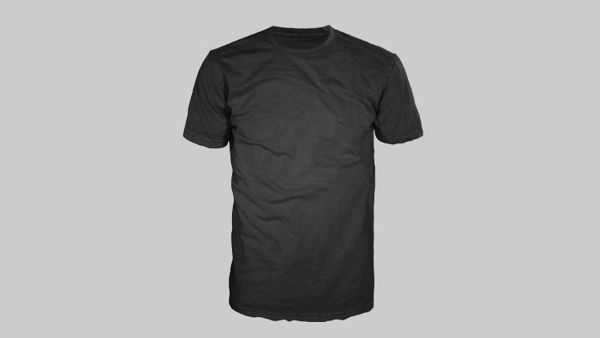 Download Free T Shirt Mockup Template By Go Media Via Behance Shirt Mockup Clothing Mockup T Shirt Design Template