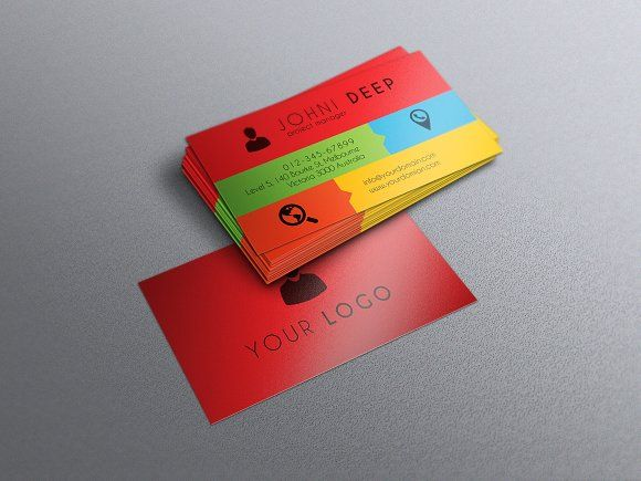 Flat business card nex by unik agency on creativemarket flat business card templates flat business card the design is based on the flat ui of windows the style is simple yet mode by nexdesign cheaphphosting Choice Image