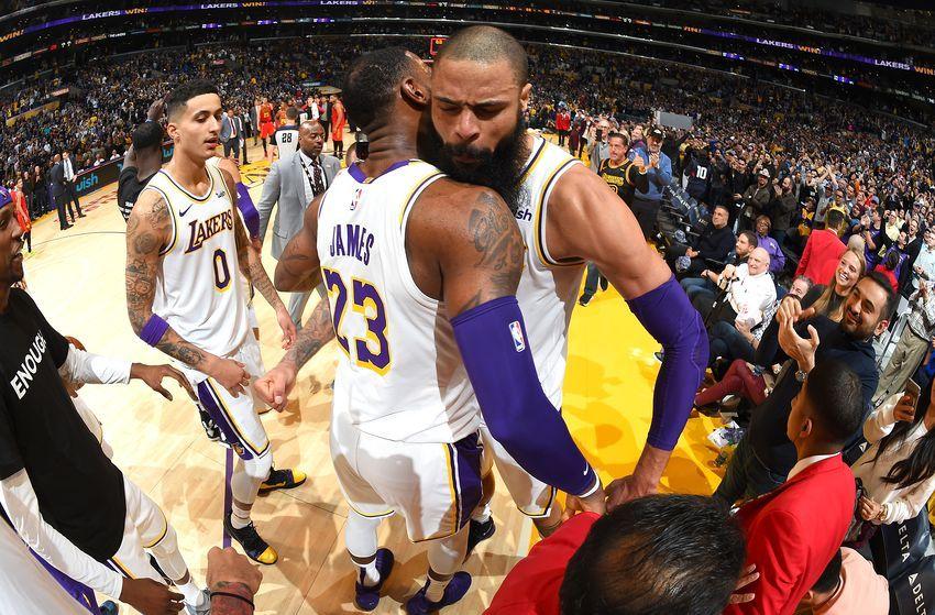 Los Angeles Lakers 3 Lessons From Win Vs Atlanta Hawks Nba Lakeshow Truetoatlanta Los Angeles Lakers Lakers Atlanta