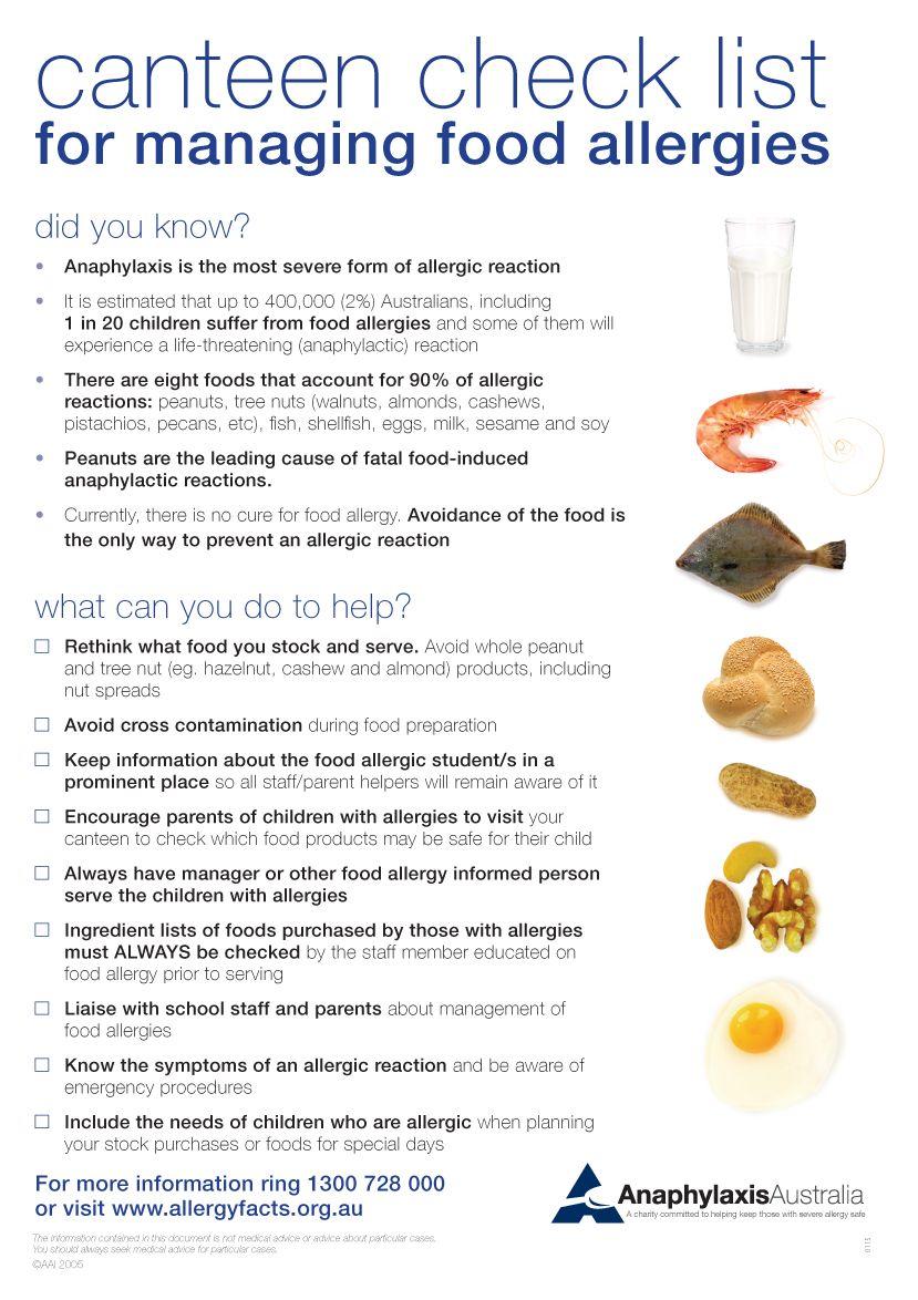 food allergy essay