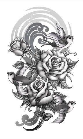 rose drawing tatuajes spanish tatuajes tatuajes para mujeres tatuajes para hombres diseos
