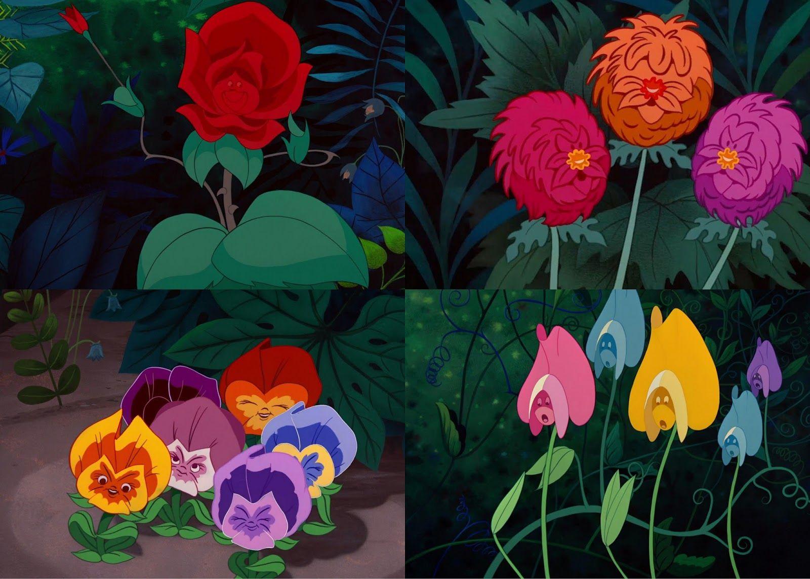 Alice Sang Alice I Wonderland