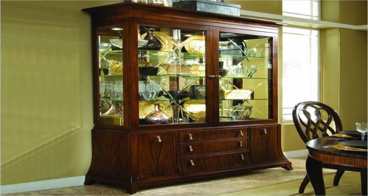Aparadores Y Gabinetes De Comedor Vintage 62 Modelos Fabulosos Wooden Chest China Cabinet Decor Cabinet Decor