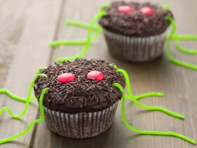 Una cena spaventevole - ... senza dimenticarvi i mostruosi dolcetti per i più piccoli!