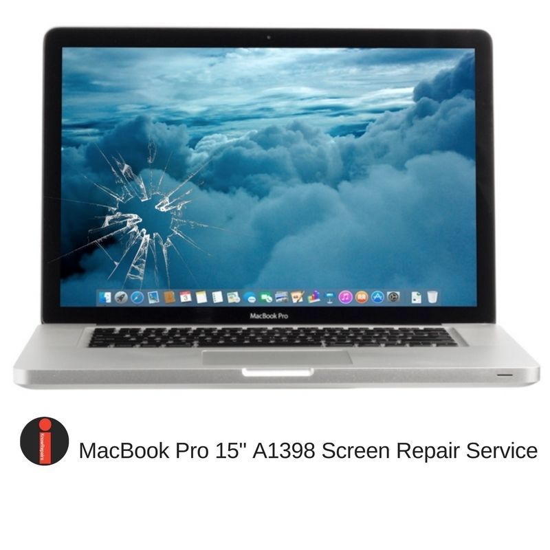 Macbook Retina A1398 15 Damaged Screen Affordable Repair Service 2015 Only Apple Macbook Pro 15 Inch Macbook Pro Apple Laptop