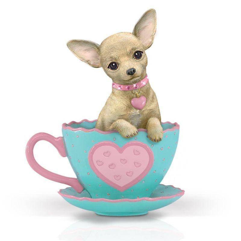 Teacup Chihuahua   Chihuahua art, Dessin chien, Chien mignon