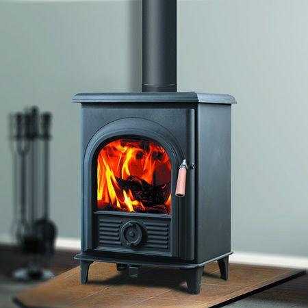 Horse Flame Shetland Hf 905 Wood Burning Stove