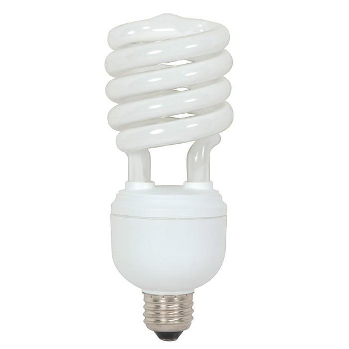 Satco Compact Fluorescent Sl32 32w Twist 5000k Light Bulb