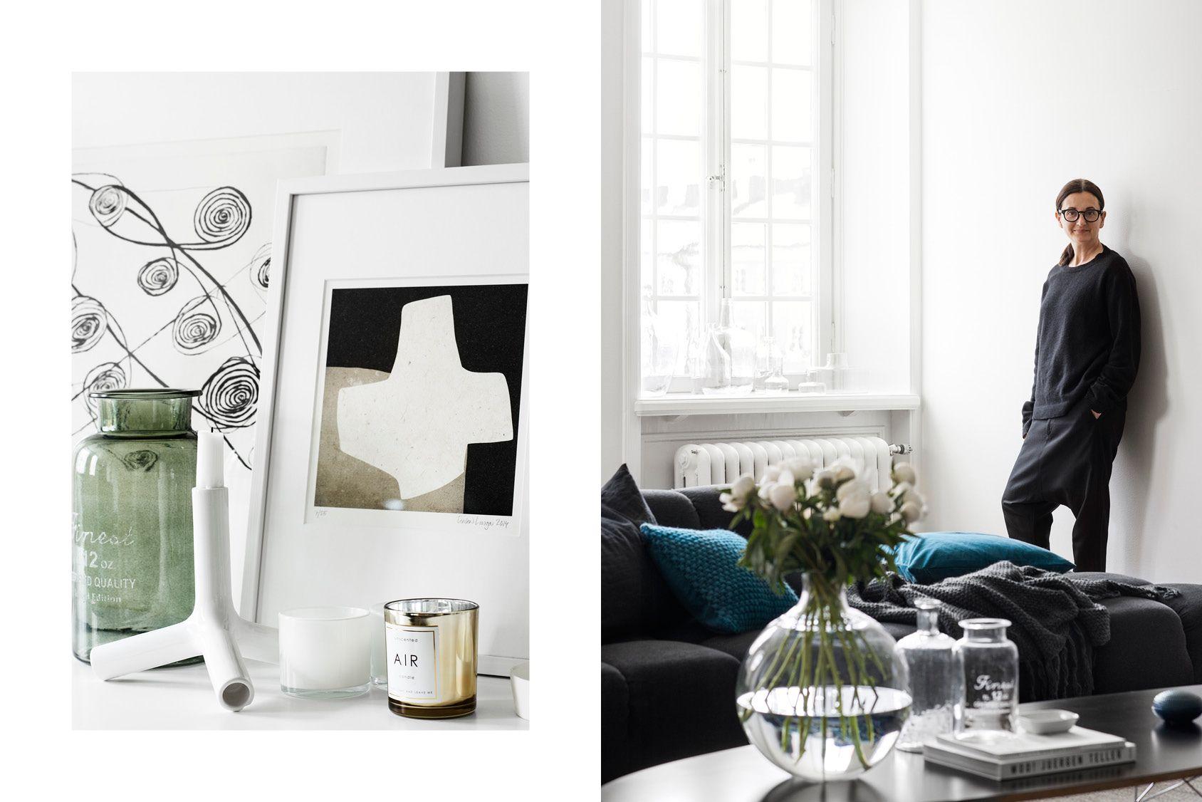 Inside an Interior Designers Home   H&M