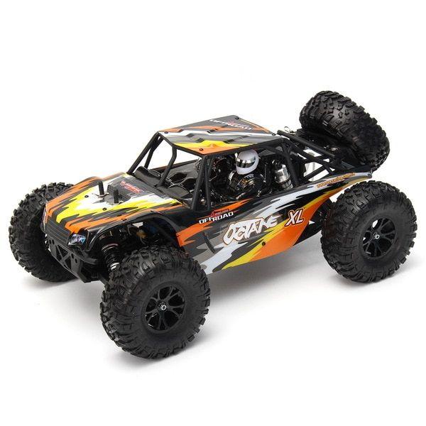 VRX Racing RH1045 1/10 Brushless Desert Truggy RC Car In