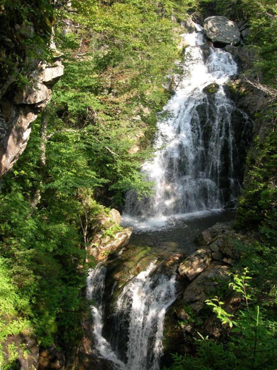 White Mountain National Forest Mount Washington via