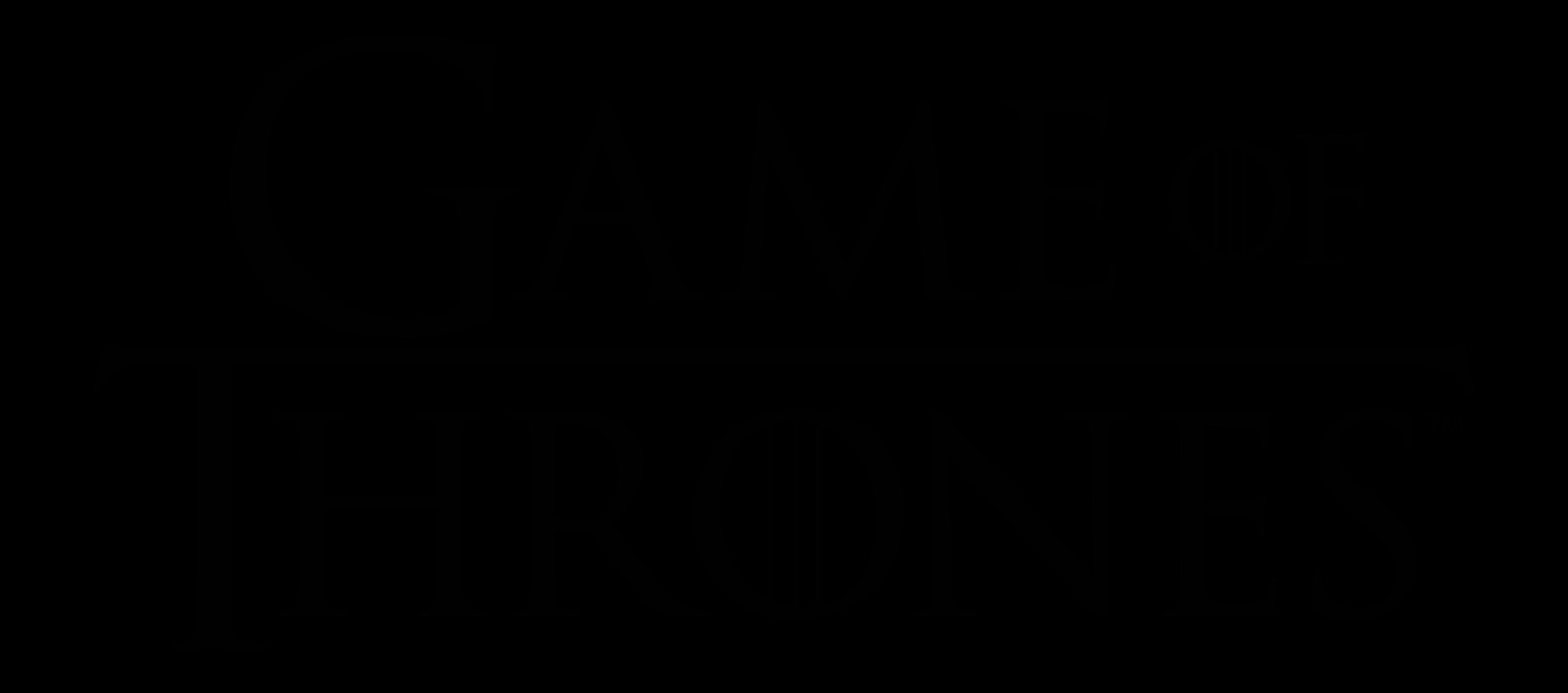 Αποτέλεσμα εικόνας για game of thrones logo