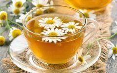 Chá de Camomila Para Febre (RECEITA COMPLETA)