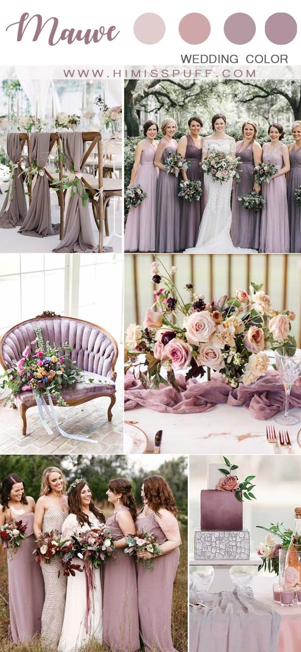 It's not Pantone's color of the year, but Mauve is definitely the lovely and…