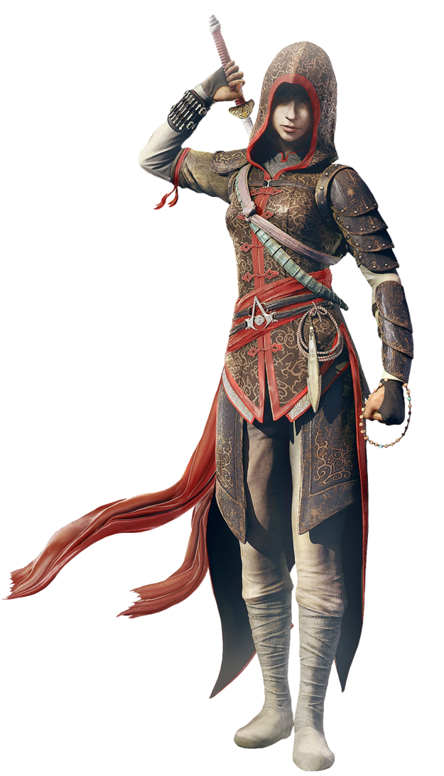 """I got Shao Jun from """"Assassin's Creed Chronicles: China""""! Which """"Assassin's Creed"""" Character Are You?"""