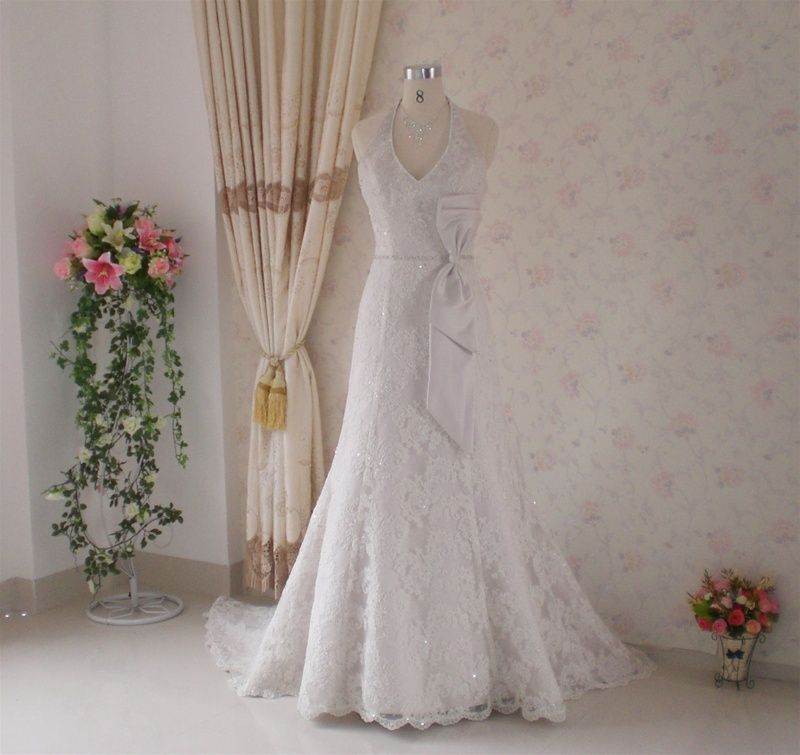 Trumpet Style Wedding Dress For Sale