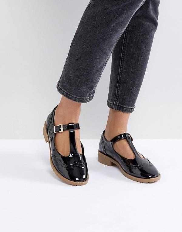 Zapatos planos MARV de ASOS s5SPgBbCF