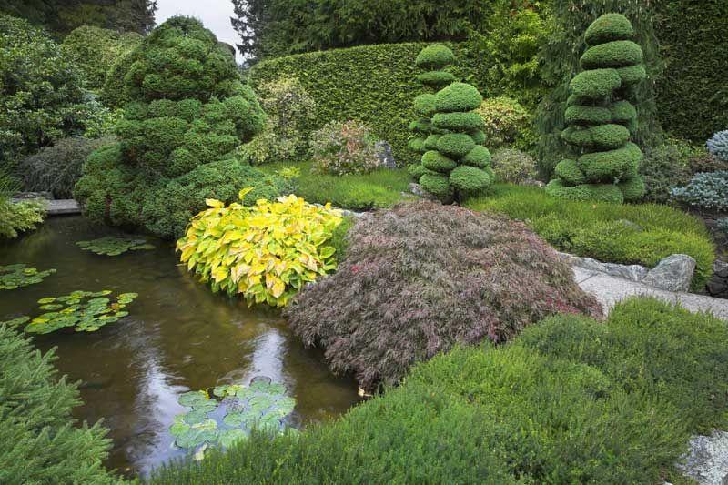 Japanese Landscaping   Japanese garden, Butchart gardens ...