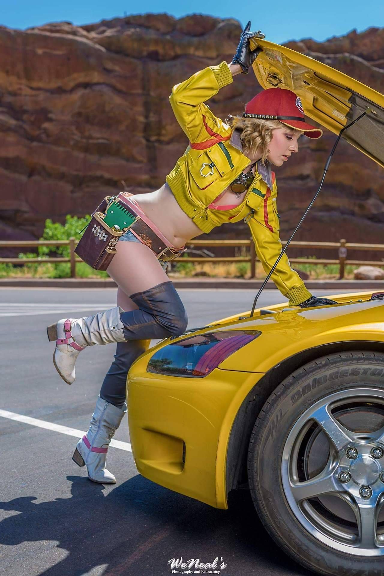 Cosplayer Rad Cosplay Country United States Cosplay Cindy Aurum From