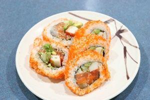 Saburo's Japanese Restaurant in Sellwood best sushi around!