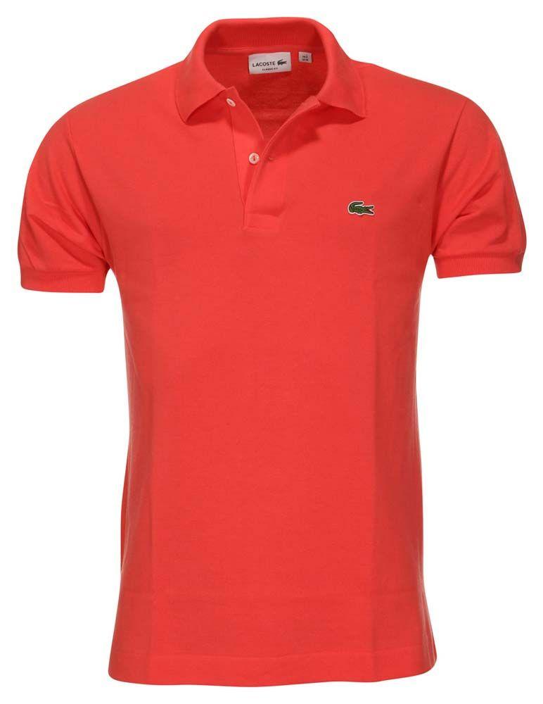 big sale 4acb8 02bdf Lacoste challenger, Lacoste Caiman Polo shirts Santal Men´s ...
