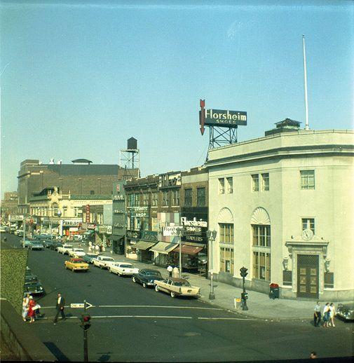 Kings Highway Brooklyn Ny 1964 Shopping Brooklyn Ny Kings