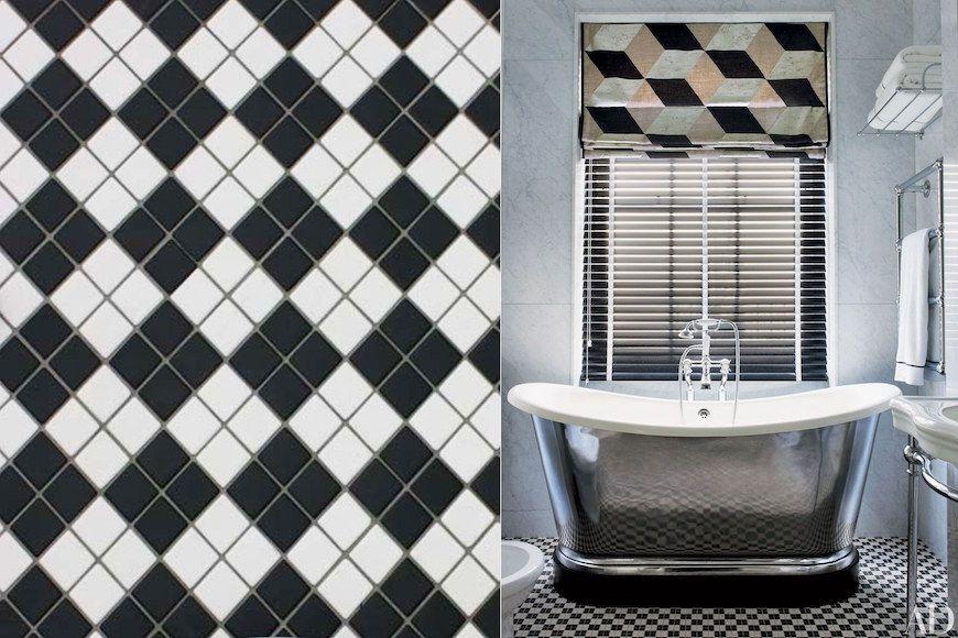 7 Fancy Bathroom Tile Ideas That Will Impress You