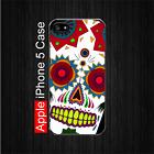 Sugar Skull Colorfull #3 iPhone 5 Case #iPhone5 #iPhone5 #PhoneCase #iPhone5Case #iPhone5Case