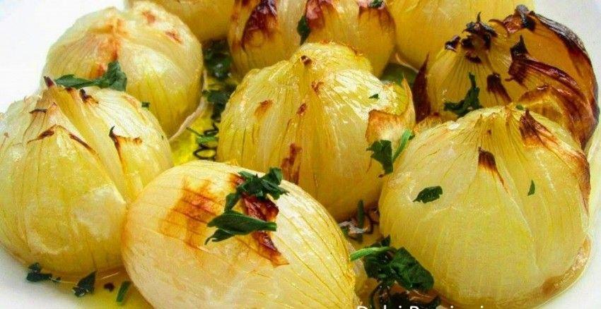 Cipolle bianche al forno-Dolci Passioni | Dolci Passioni