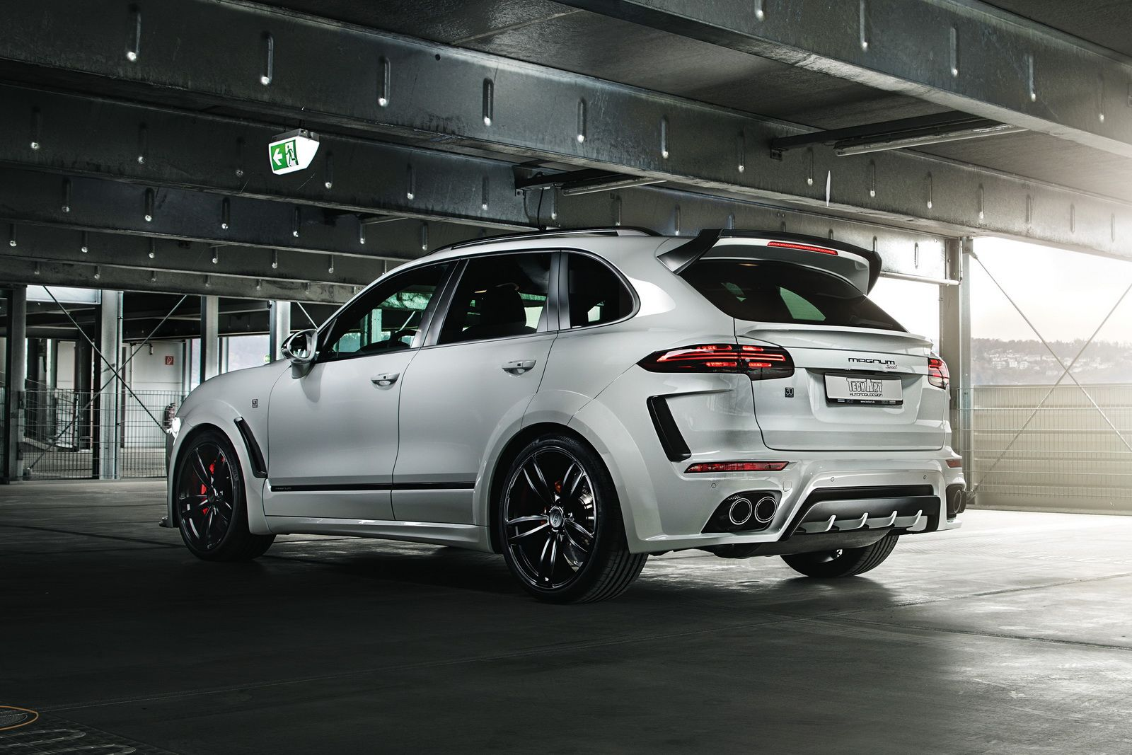 Techart S New 720hp Porsche Cayenne Magnum Sport Is Not For The Faint Hearted Mazda Cars Mazda Cx3 Compact Suv