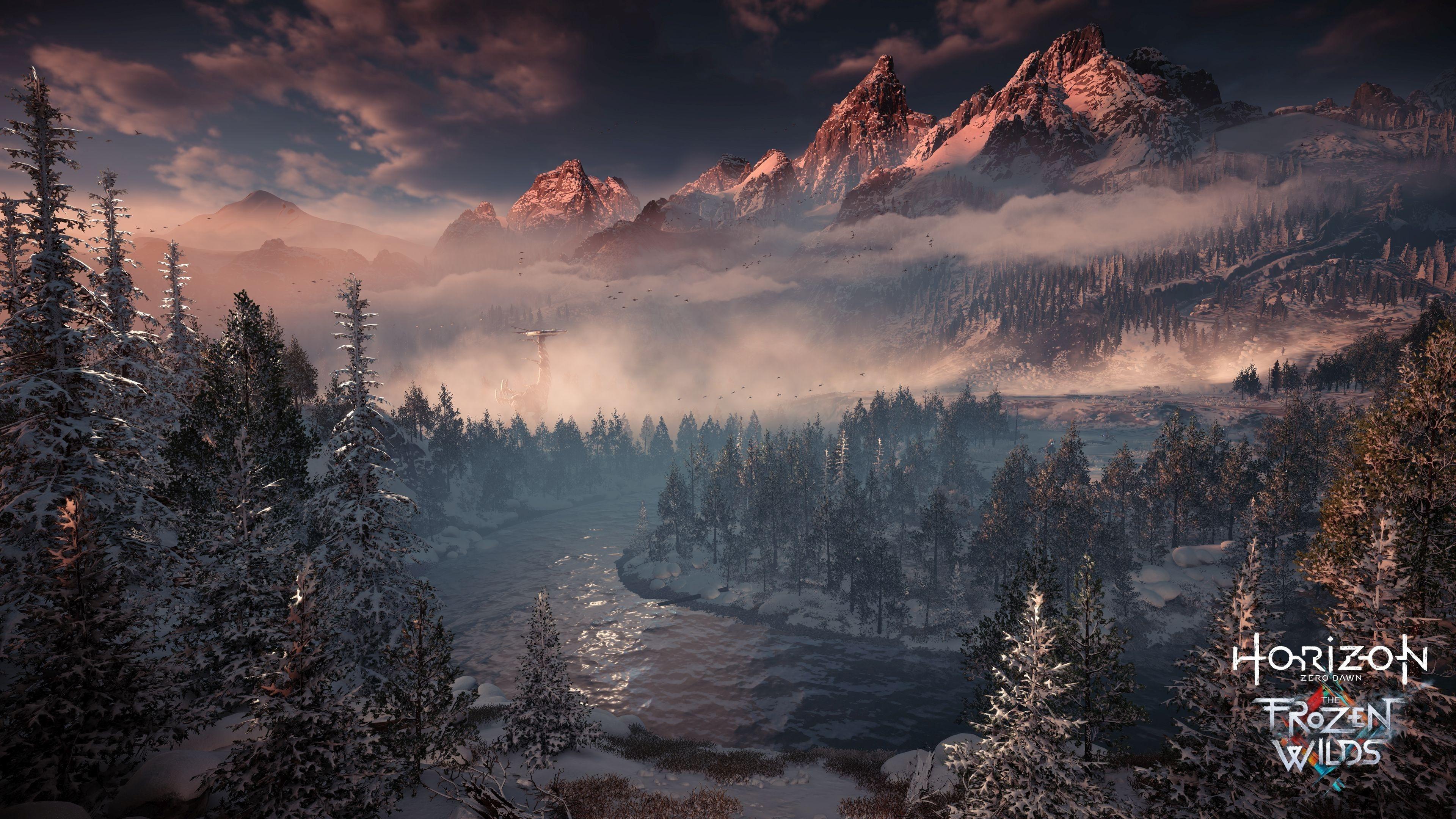 3840x2160 Horizon Zero Dawn 4k Awesome Wallpaper Horizon Zero Dawn Wallpaper Horizon Zero Dawn Background