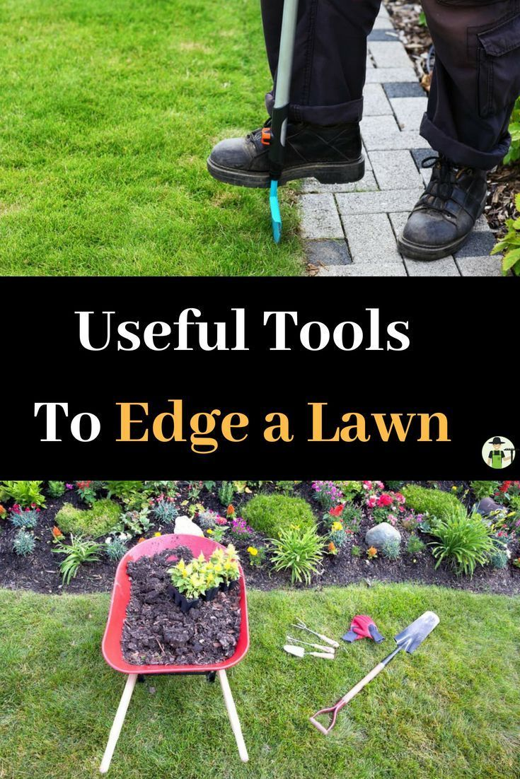 Lawn Edging Equipment  What to use to make the perfect edge is part of lawn Edging Shape - Keeping your edges looking sharp can transform the way your garden looks  This gardening technique does not require a big investment in most cases, as you will probably have some tool laying about that can do the job  We give you some possible lawn edging equipment right here