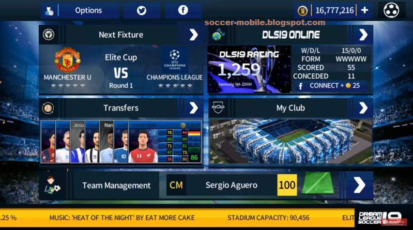 Dream League Soccer 2019 Mod Uefa Champions League 2 Png 853 475 Champions League Uefa Champions League Champions League Live