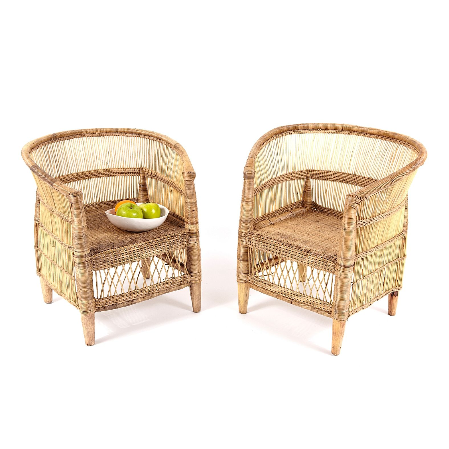 Child s Malawi Woven Bucket Chair Decor Pieces