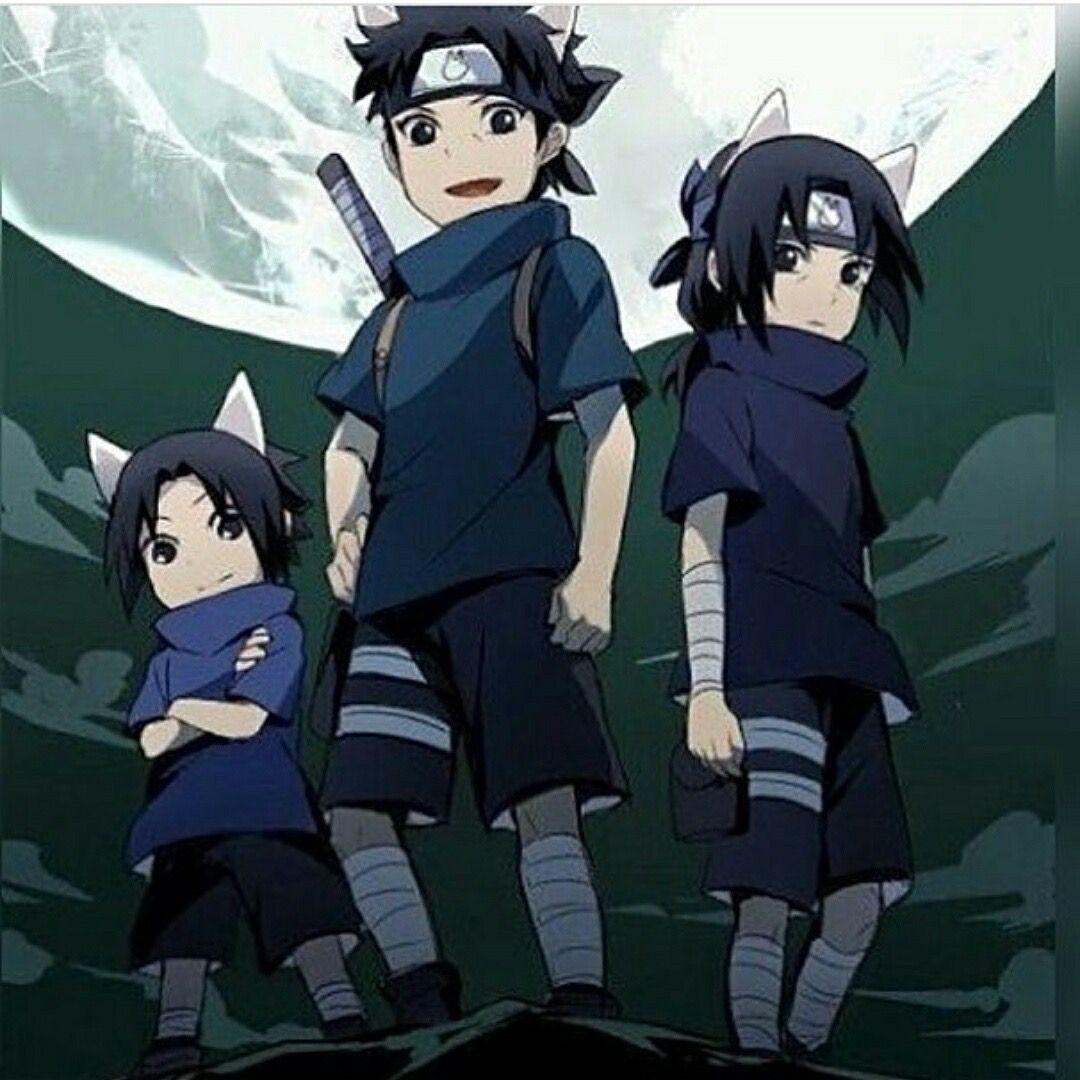 Uchiha Naruto cute, Itachi, Uchiha