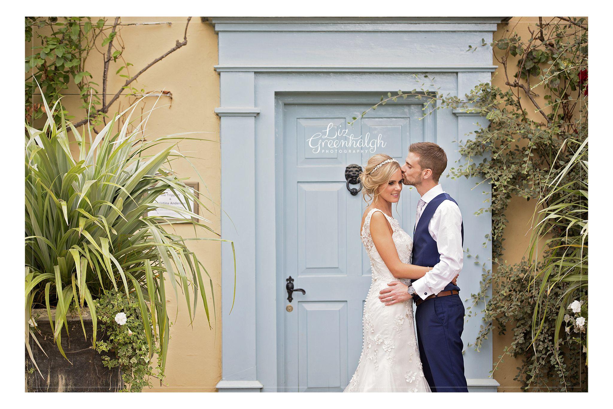 South Farm Royston Wedding, Bride and Groom, Justin Alexander ...