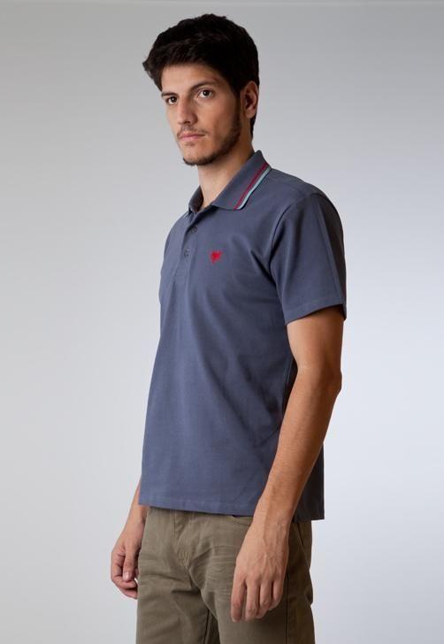 a86bdfb7d97df Camisa Polo Back To Basic 2 Azul - Compre Agora