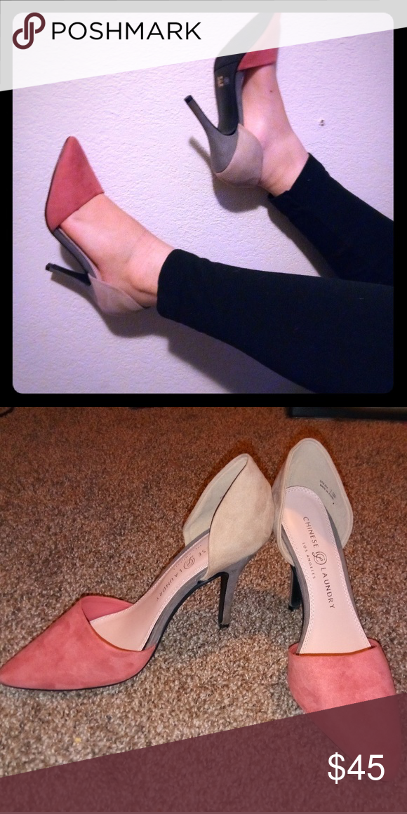 Chinese Laundry New High Heels Heels Pink High Heels High Heels