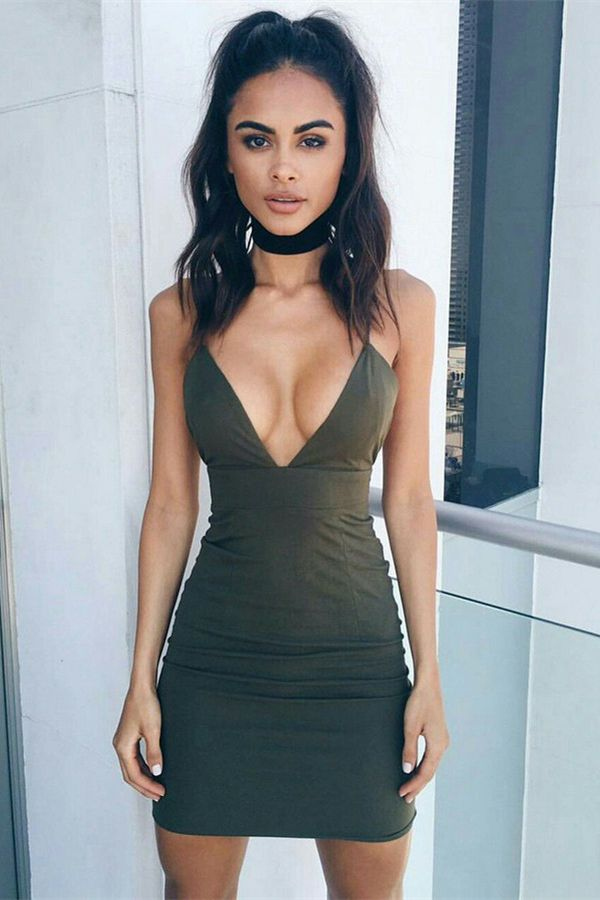c03c7063f81 bodycon dresses, sexy bodycon dresses, spaghetti straps homecoming dresses,  hunter homecoming dresses