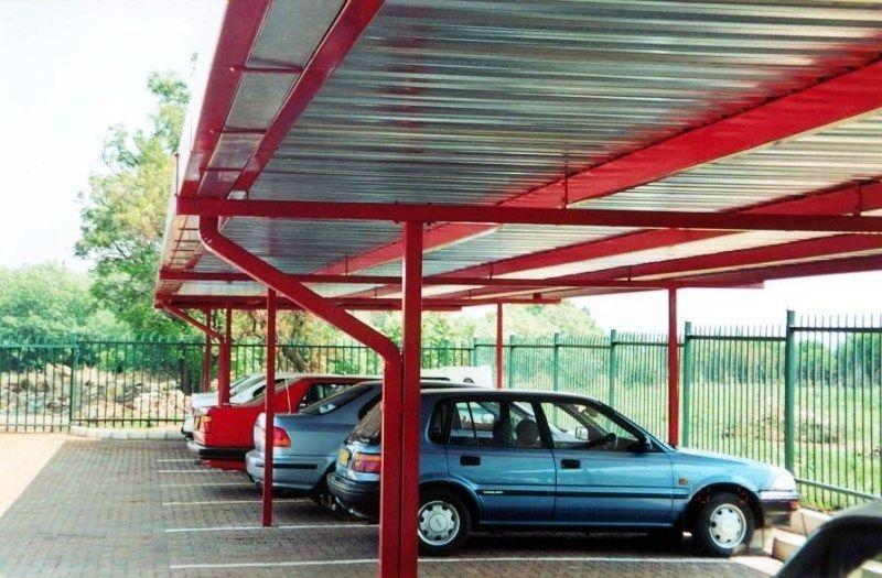 Metal Carports Ecospan Parking, Techos, Cochera