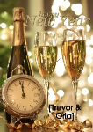 HelloTurtle.com's Card Pick of the Week: New Year Photographic Card - Visit HelloTurtle Blog today