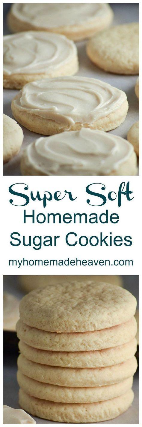 Super Soft Homemade Sugar Cookies Recipe Cookie Monster