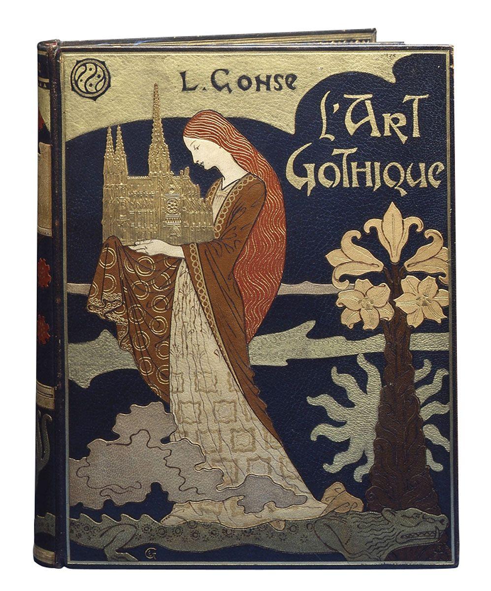 Lart Gothique Von Louis Gonse Eugène Grasset 1894