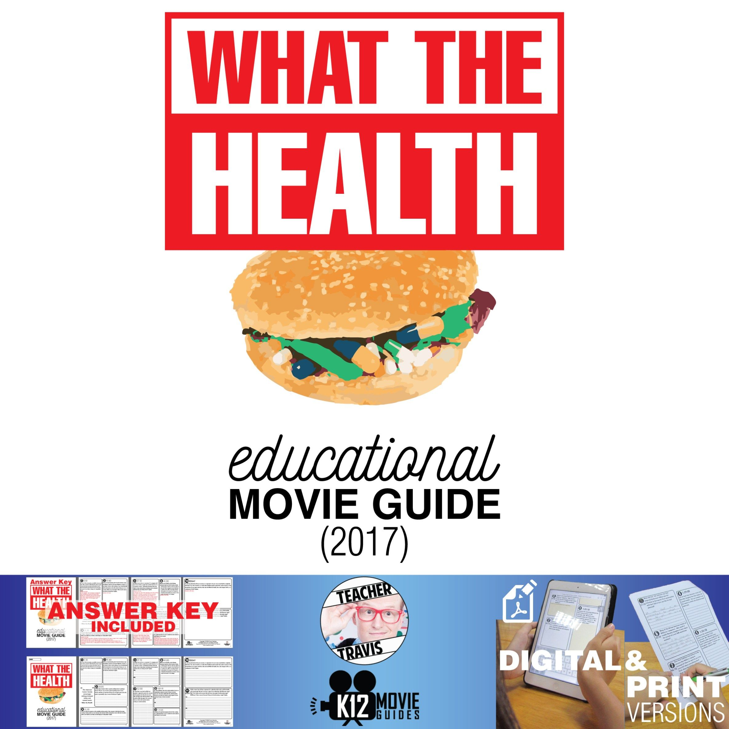 What The Health Documentary Movie Guide