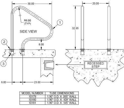 Park Design Tìm Với Google: Swimming Pool Grab Rail - Tìm Với Google