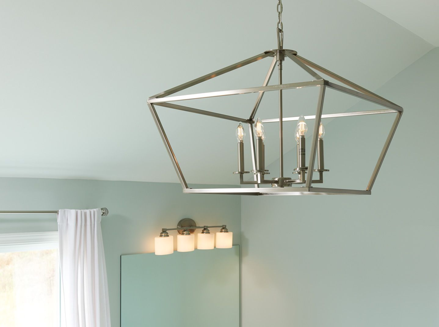 Savoy House Townsend 6Light Foyer Light in Polished