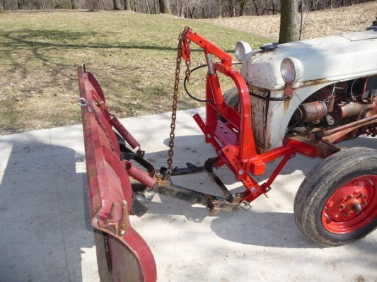 my 1952 8N  Works so good I | Tractor | 8n ford tractor