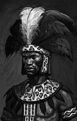 shaka zulu death